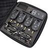 4 x Wireless Bite Alarms & Receiver + 4 illuminated Hanger set, Carp, Alarm, LED