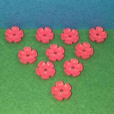 Végétations Fleur,Tige,Plante Playmobil ref 148 fushia
