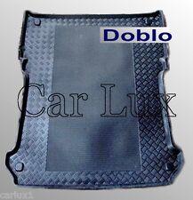 Alfombra Cubeta Protector maletero FIAT Doblo zona carga 2001- tapis de coffre