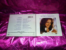 MY BEST FRIEND'S WEDDING - MUSIC FROM THE MOTION PICTURE CD 13 TRACKS FREE POST