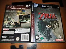 # Legend of Zelda: Twilight Princess (alemán) Nintendo GameCube juego-Top #