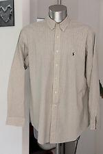 bonito camisa cuadros POLO de RALPH LAUREN yarmouth talla 16 1/2 COMO NUEVO