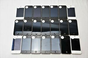 Lot of 21 Apple iPhone 4 A1349 8GB Verizon Check IMEI A/B/C/D/E Condition-RS1543