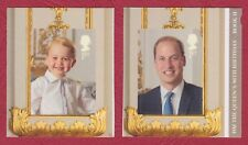 SG3835/6 - 2x 1st Self Adh stamps from QUEEN 90TH BIRTHDAY PM51. 21/4/16. GB328