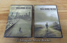 2 NEW/SEALED DVDs ~ The Walking Dead: Complete First & Second Season 1 & 2