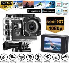 12MP Waterproof Action Sports Camera SJ4000 1080P Mini DV Video Helmet DVR Cam
