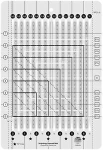 Creative Grids Stripology Mini Quilt Ruler # CGRGE3