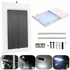 Solar Powered 24LED Outdoor Waterproof PIR Motion Sensor Security Wall Light