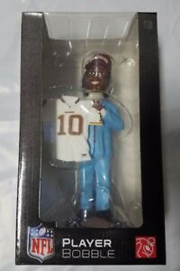Robert Griffin III RG3 Draft Day Bobblehead Bobble Redskins Red Jersey #/504