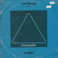 FRANCO MOIRAGHI - Ay Ninos - Presents Amnesia - Flying Internacional