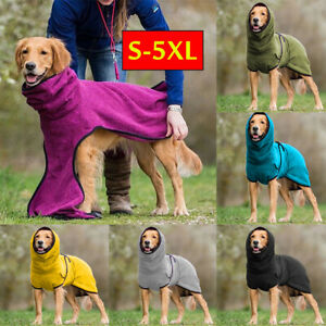 Pet Coat Hoodies Jacket Fleece Fashion Winter Dog Warm Blanket Vest Clothing
