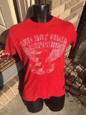 Red Hot Chili Peppers By The Way Concert Band 100% Cotton T Shirt Small M
