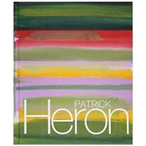 Andrew Wilson And Sara Matson Patrick Heron Hardcover New Book