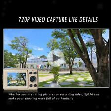 Videocamera LCD da 2,4 pollici TFT LCD 720P 16MP 4x Zoom Videocamera