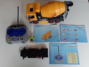 Playmobil 3263 Betonmischer  3670  Fernsteuerung RC Modul 3213