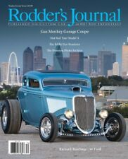 Rodders Journal 77B; Hot Rod, Gasser, '34 Ford