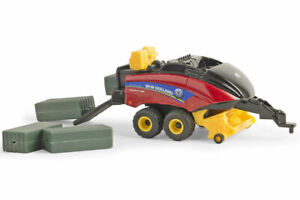 New Holland 340 Crop Cutter Big Square Baler with 4 bales- 1/64