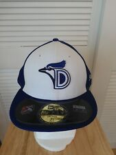 NWS Dunedin Blue Jays New Era 59Fifty Low Crown 7 5/8 Hat MiLB NETech