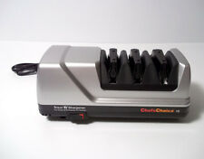 New listing Chef's Choice 15 Trizor Xv EdgeSelect Professional Knife Sharpener Excellent