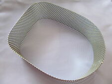 NORTON COMMANDO EARLY TYPE AIR FILTER PERFORATED SURROUND 06-0816