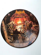 RARE EO 1985 + 33 TOURS VINYL PICTURE DISC + MAGNUM : ON A STORYTELLERS NIGHT
