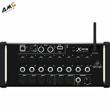 Behringer X Air XR16 16-Input Digital Mixer for iPad/Android Tablets with Wi-Fi