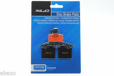 XLC Bicycle Disc Brake Pads Shimano XTR with Cooling Fins