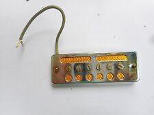 TEISCO GOLD FOIL GUITAR PICKUP, 1960'S, JAPAN, RY COODER, 5.7 K