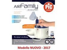PIC AIR FAMILY EVOLUTION - Aerosol a pistone - Nuovo IN CONFEZIONE ORIGINALE