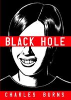 Black Hole, Hardcover by Burns, Charles, Brand New, Free shipping in the US