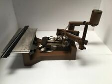 SCRIPTA MANUAL ENGRAVING MACHINE/ ENGRAVER