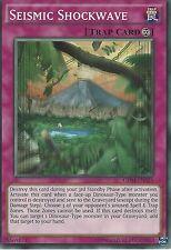 YU-GI-OH CARD: SEISMIC SHOCKWAVE - OP04-EN025