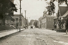 1920s Liverpool Nova Scotia NS Main Street photo CHOICES 5x7 or request 8x10 or
