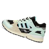 ADIDAS MENS Shoes ZX 10000 C - Dash Green, Aqua & Core Black - FV3324