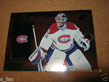 2009 10 SPx # 29 Carey Price - Montreal Canadiens                              X
