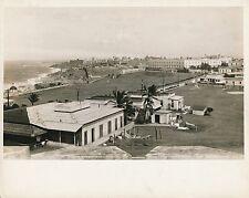 PORTO RICO c. 1940 - El Morro Golf Military Barracks and Headquarters - GF 280