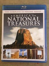 Americas National Treasures (Blu-ray Disc, 2010, 2-Disc Set)