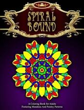 Women Coloring Books for Adults: SPIRAL BOUND MANDALA COLORING BOOK - Vol. 6...