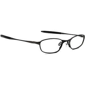 Oakley Men's Eyeglasses 11-617 2 Pewter Oval Metal Frame 50[]19 130