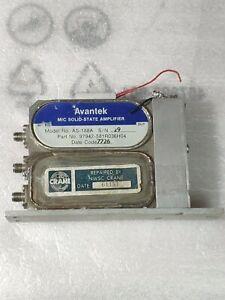 AVANTEK AS-188A MIC SOLID-STATE AMPLIFIER P/N:97942-581R036H04