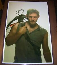 The Walking Dead Daryl Dixon Norman Reedus Early Episodes 11X17 Poster