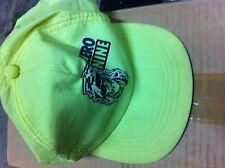 Old School BMX  Zeronine CAP FLURO GREEN (NOS)