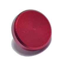 High Quality Shutter Button Soft Release Metal RED Flat  for Fuji XT2 X20 X100