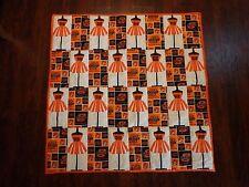 "New Handmade Baby Quilt Blanket Throw OSU Cowboys Prints 35"" x 35"""