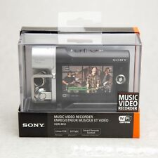Sony Handycam HDR-MV1 Full HD Camcorder/ LPCM AAC Music Video Recorder JP Model