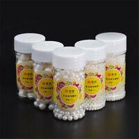 Decor Ice Cream Cake Candy Edible Pearl Small Beads Sugar Fondant White Pearl