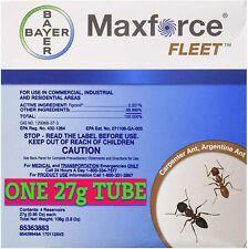 Maxforce Fleet Ant Killer Bait Gel One 27g tube Whit 1 Plunger 2 Tips Free Ship
