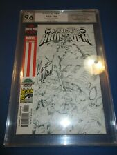 House of M #1 Spider-man Sketch Variant PGX 9.6 Signature Series Waid Wow JP