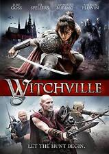 Witchville    (DVD, 2011)   LIKE NEW