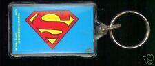 old SUPERMAN S logo KEYCHAIN